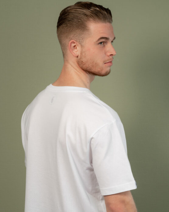 Wit T-Shirt Spanish Fly Clothing