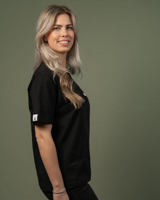 Zwart T-Shirt Spanish Fly Clothing